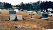 Amber Gail Bennett gravesite