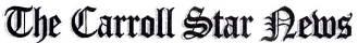 Carroll Star News logo