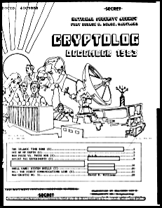 Soviet Psi Experiments December 1983 Cryptolog NSA