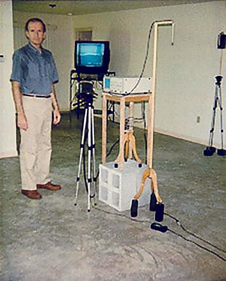 Telekinesis Laboratory of James A  Conrad - Photos