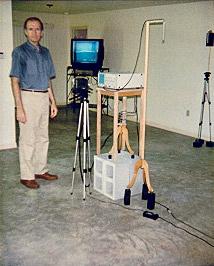 James A. Conrad telekinesis