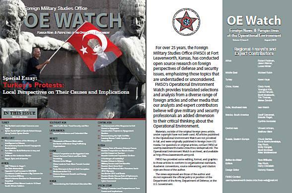 OE Watch magazine