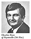 Congressman US Representative Charles Rose