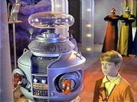 Lost in Space robot